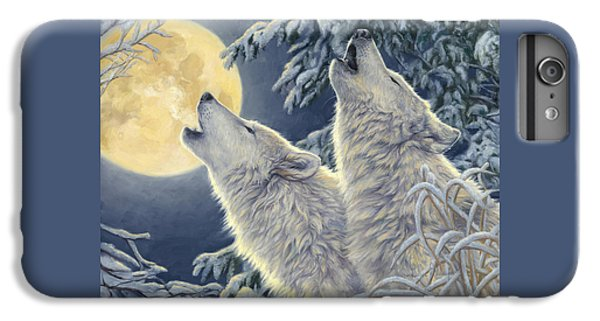 Moonlight IPhone 6 Plus Case by Lucie Bilodeau