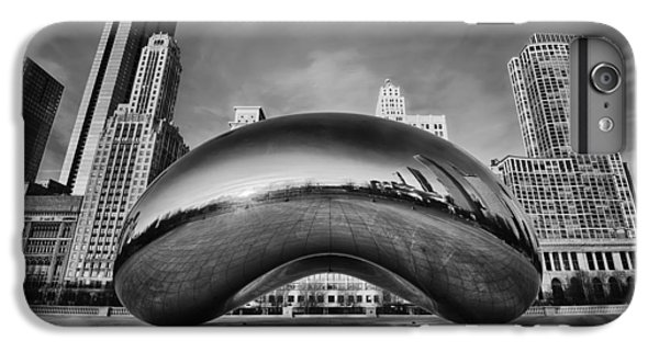 Morning Bean In Black And White IPhone 6 Plus Case by Sebastian Musial