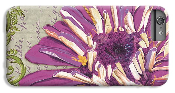 Moulin Floral 2 IPhone 6 Plus Case by Debbie DeWitt