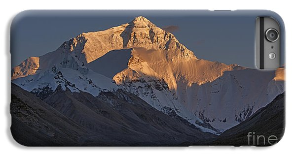 Mount Everest At Dusk IPhone 6 Plus Case by Hitendra SINKAR