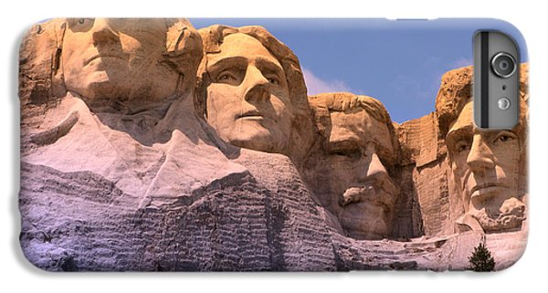 Mount Rushmore IPhone 6 Plus Case by Olivier Le Queinec