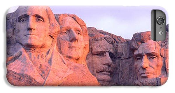 Mount Rushmore, South Dakota, Usa IPhone 6 Plus Case by Panoramic Images