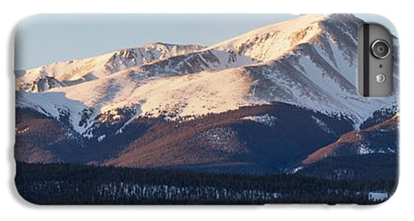 Mt. Elbert IPhone 6 Plus Case