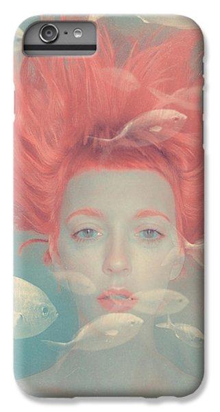 My Imaginary Fishes IPhone 6 Plus Case by Anka Zhuravleva