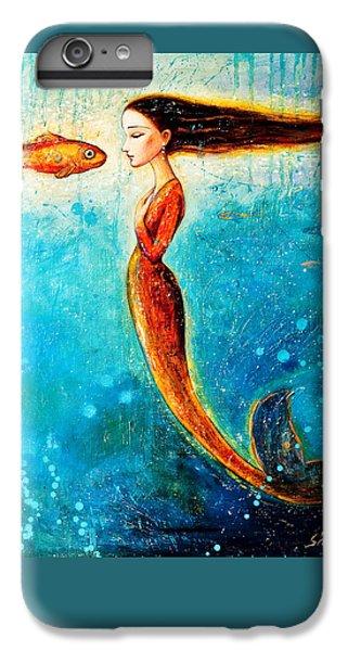 Mystic Mermaid II IPhone 6 Plus Case