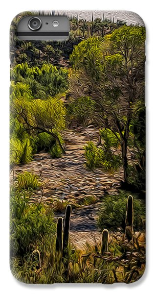 Mystic Wandering IPhone 6 Plus Case by Mark Myhaver