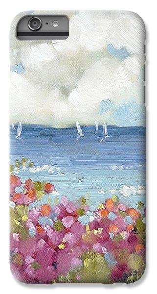 Water Ocean iPhone 6 Plus Case - Nantucket Sea Roses by Joyce Hicks