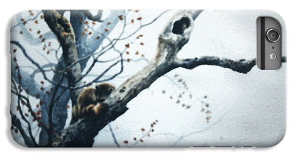 Nap In The Mist IPhone 6 Plus Case by Hanne Lore Koehler