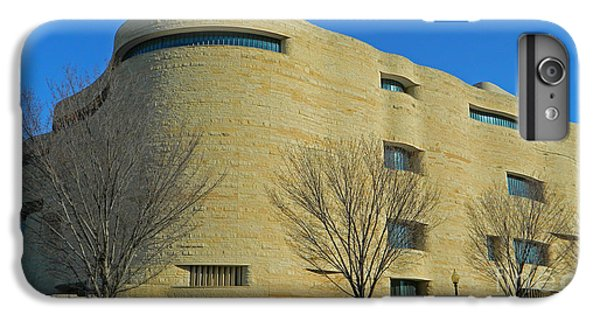National Museum Of The American Indian IPhone 6 Plus Case by Emmy Marie Vickers