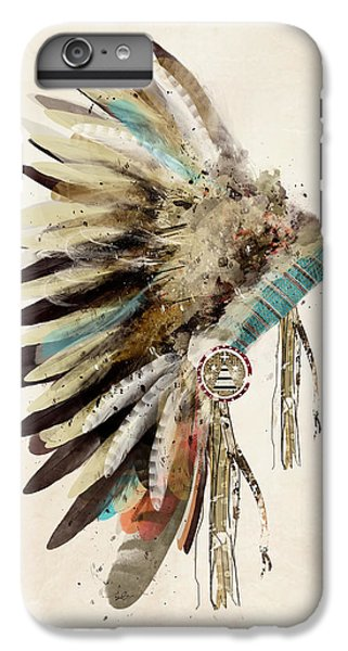 Native Headdress IPhone 6 Plus Case