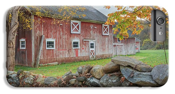 New England Barn IPhone 6 Plus Case