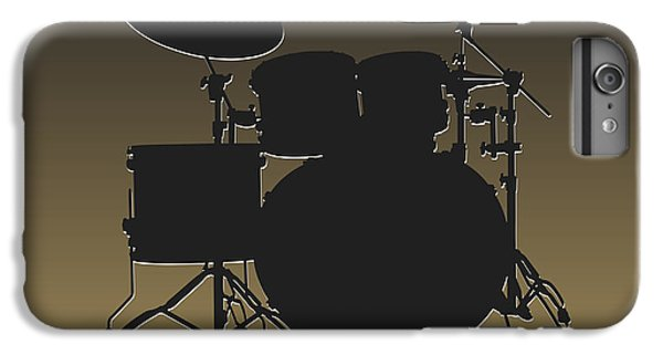 New Orleans Saints Drum Set IPhone 6 Plus Case by Joe Hamilton