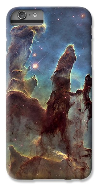 New Pillars Of Creation Hd Tall IPhone 6 Plus Case