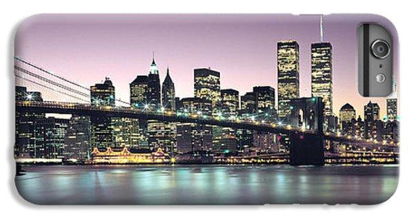 New York City Skyline IPhone 6 Plus Case by Jon Neidert