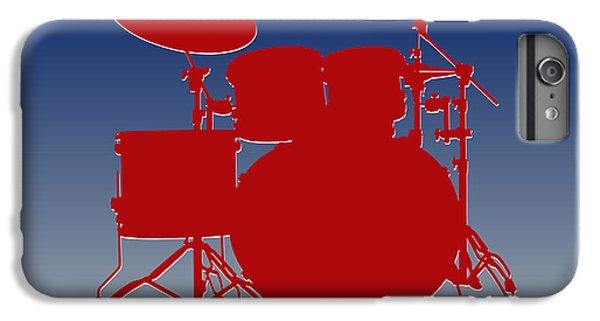 New York Giants Drum Set IPhone 6 Plus Case by Joe Hamilton