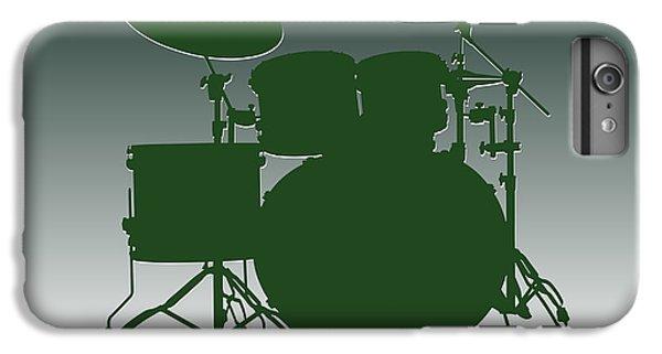 New York Jets Drum Set IPhone 6 Plus Case by Joe Hamilton
