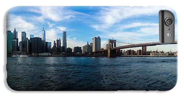 New York Skyline - Color IPhone 6 Plus Case