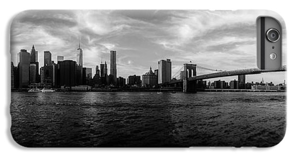New York Skyline IPhone 6 Plus Case by Nicklas Gustafsson