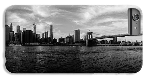 New York Skyline IPhone 6 Plus Case