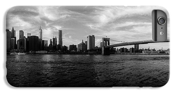 New York Skyline IPhone 6 Plus Case by Nicklas Gustafsson