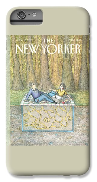New Yorker June 15th, 1992 IPhone 6 Plus Case