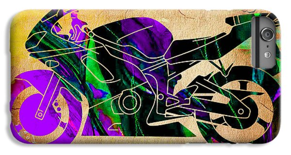 Ninja Street Bike  IPhone 6 Plus Case by Marvin Blaine