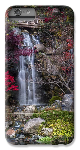 IPhone 6 Plus Case featuring the photograph Nishi No Taki by Sebastian Musial