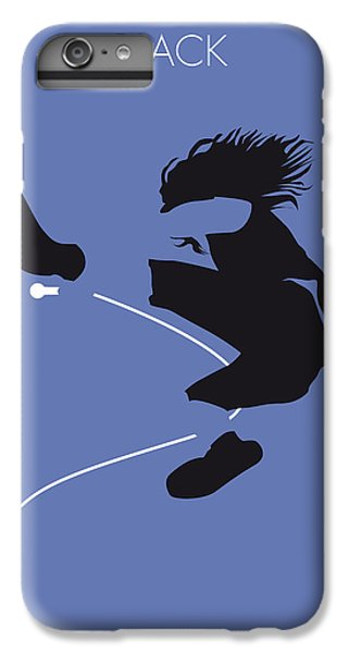No008 My Pearl Jam Minimal Music Poster IPhone 6 Plus Case by Chungkong Art