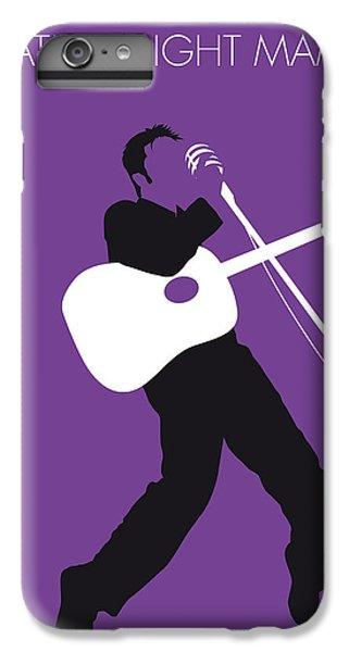 No021 My Elvis Minimal Music Poster IPhone 6 Plus Case