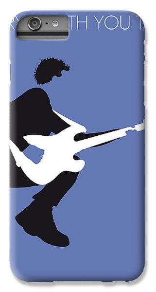 No058 My The Police Minimal Music Poster IPhone 6 Plus Case by Chungkong Art