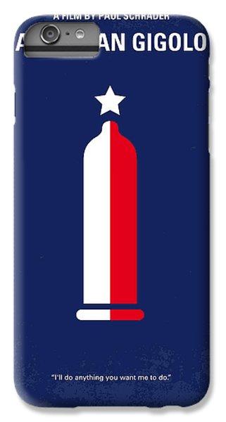 No150 My American Gigolo Minimal Movie Poster IPhone 6 Plus Case
