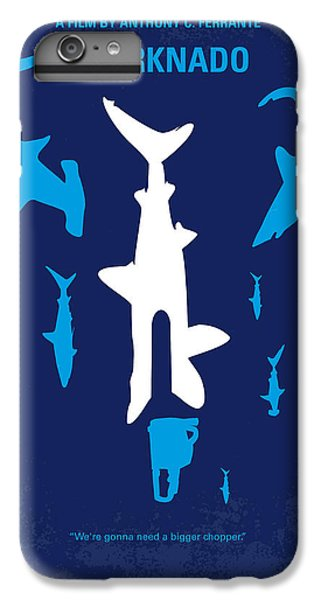 No216 My Sharknado Minimal Movie Poster IPhone 6 Plus Case