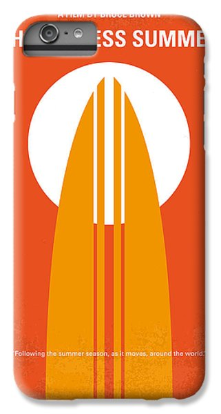 No274 My The Endless Summer Minimal Movie Poster IPhone 6 Plus Case