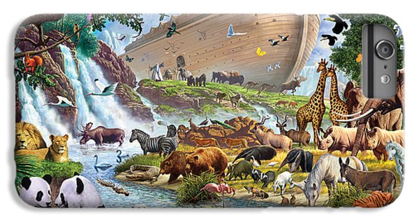 Noahs Ark - The Homecoming IPhone 6 Plus Case by Steve Crisp