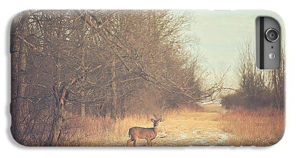 November Deer IPhone 6 Plus Case