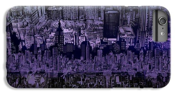 Nyc Tribute Skyline IPhone 6 Plus Case