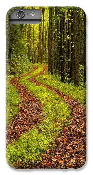 Nature Trail iPhone 6 Plus Case - Obscured by Chad Dutson