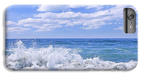 Pacific Ocean iPhone 6 Plus Case - Ocean Surf by Elena Elisseeva