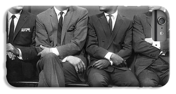 Africa iPhone 6 Plus Case - Ocean's Eleven Rat Pack by Underwood Archives