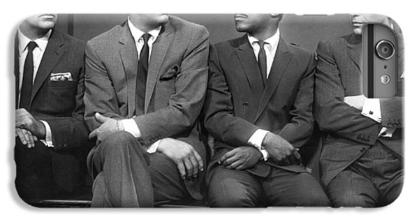 Los Angeles iPhone 6 Plus Case - Ocean's Eleven Rat Pack by Underwood Archives