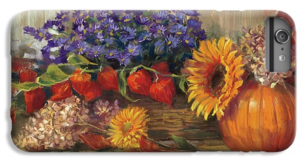 October Still Life IPhone 6 Plus Case
