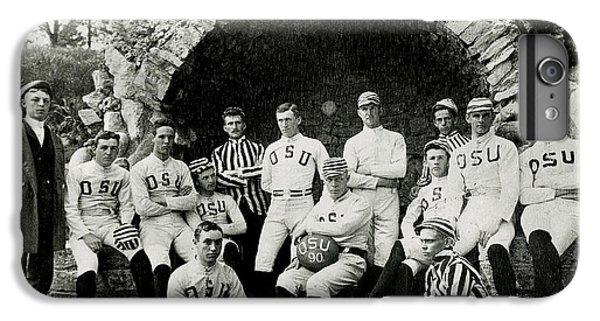 Football iPhone 6 Plus Case - Ohio State Football Circa 1890 by Jon Neidert