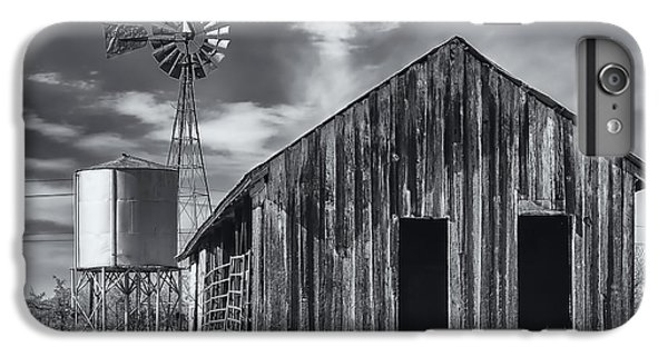 Old Barn No Wind IPhone 6 Plus Case by Mark Myhaver