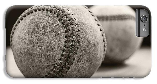 Old Baseballs IPhone 6 Plus Case