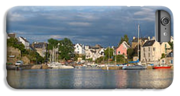Old Bridge Over The Sea, Le Bono, Gulf IPhone 6 Plus Case