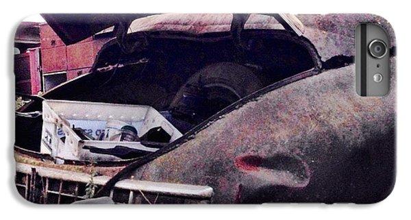 Classic iPhone 6 Plus Case - Old Car by Julie Gebhardt
