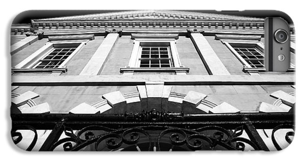 Old Exchange Building IPhone 6 Plus Case by John Rizzuto