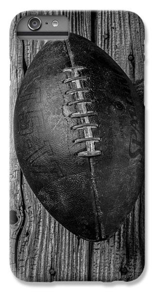 Old Football IPhone 6 Plus Case by Garry Gay