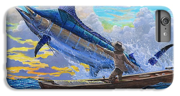 Old Man And The Sea Off00133 IPhone 6 Plus Case by Carey Chen