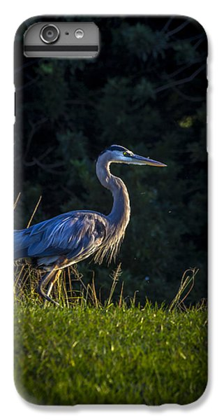 Egret iPhone 6 Plus Case - On The March by Marvin Spates